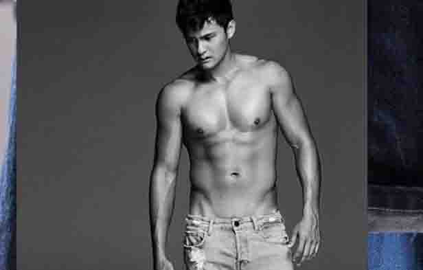 Netizens goes 'kilig' mode with Matteo Guidicelli's new photos