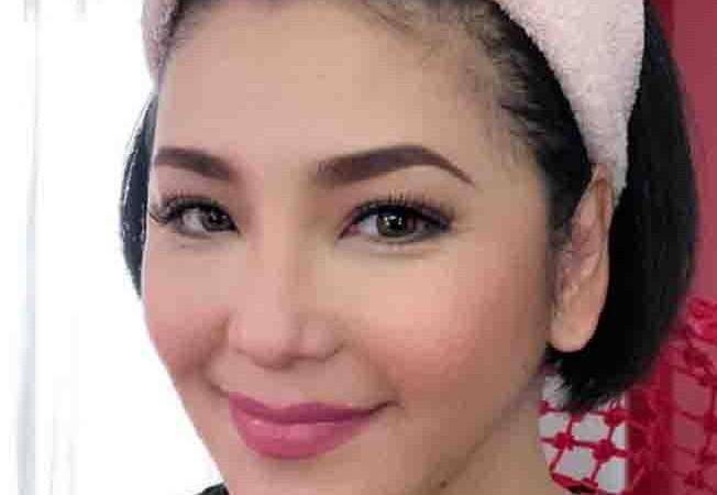 Regine Velasquez reacts to President Duterte's remarks about God