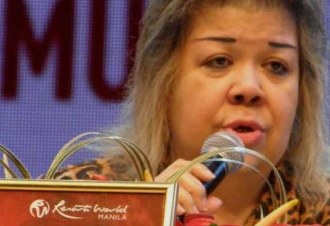 Stage and concert director Roxanne Lapus passes away due to cardiac arrest
