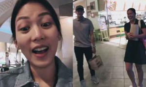 WATCH: Alex Gonzaga catches Robi Domingo at the mall with a girl