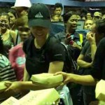 WATCH:  Angel Locsin extends help to flood victims