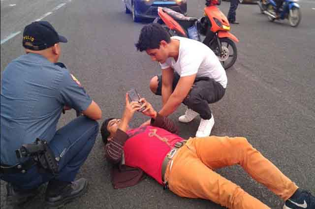 Daniel Matsunaga releases statement after being involved in road accident