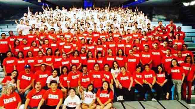 'Eat Bulaga' holds 39th anniversary dinner party
