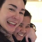 WATCH: Gretchen Barretto meets an OFW working as a staff for her hotel room in Australia