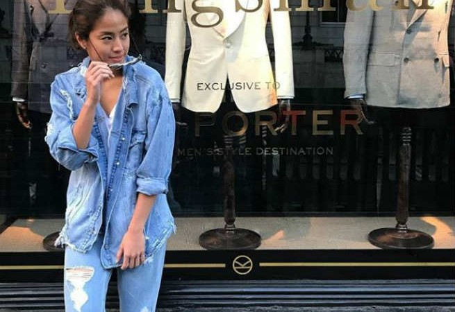 Gretchen Ho victimized by thief in London