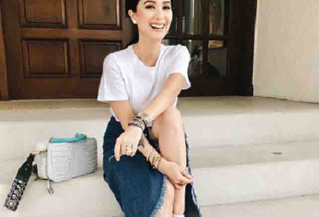 Is Heart Evangelista the new endorser of Sequoia Paris?