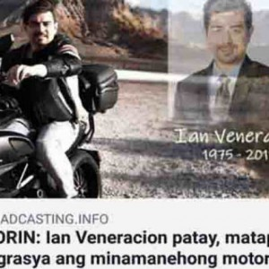 FAKE NEWS:  Ian Veneracion falls victim to celebrity death hoax