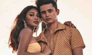 James Reid calls Nadine Lustre his 'Careless Girl'