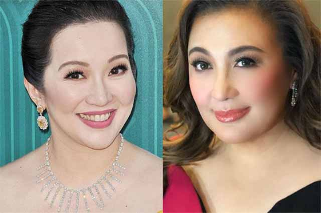 """6961e053cdb9 Sharon Cuneta defends Kris Aquino from bashers of her 'Crazy Rich Asians'  role: """"Short but important"""""""
