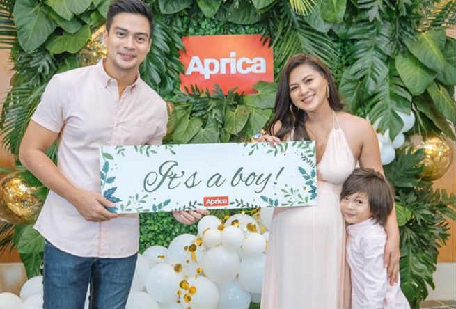 Lara Quigaman reveals dreaming about second baby's gender before ultrasound results
