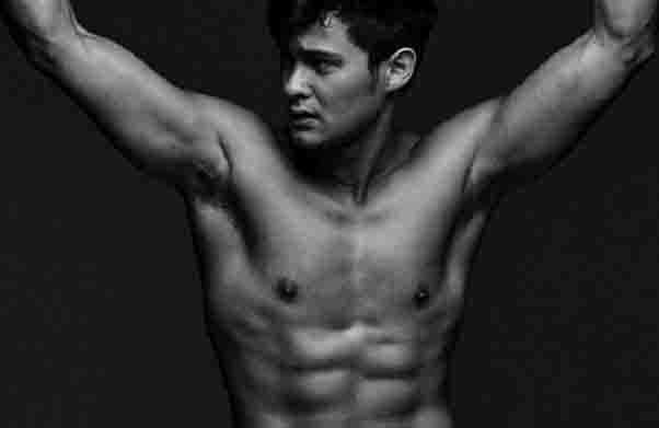 Netizens goes into a frenzy over Matteo Guidicelli's well-toned abs