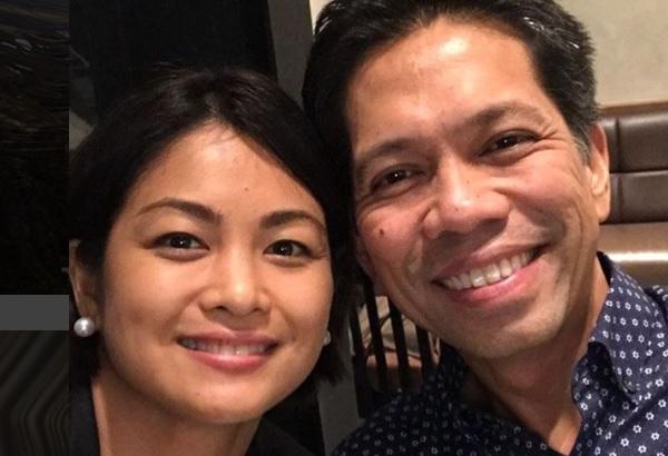 Miriam Quiambao is pregnant at 43