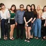 WATCH: 'Bboom Bboom' K-Pop group Momoland arrives in PH