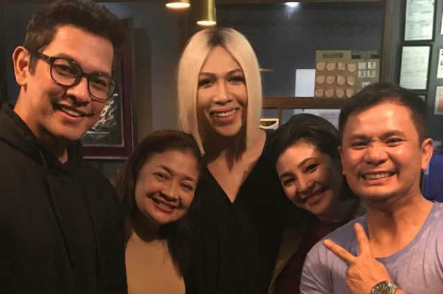 Vice Ganda holds surprise birthday party for Ogie Alcasid