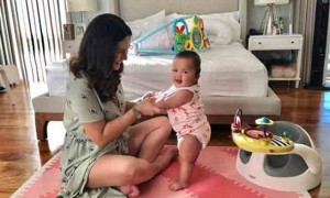 Pauleen Luna to venture in a candle business named after baby Tali