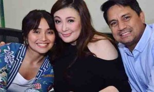 """I will love Kathryn but my Josh and Julia are irreplaceable"" – Sharon Cuneta"