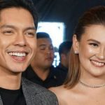 """Celebrities show support to Carlo Aquino and Angelica Panganiban's movie """"Exes Baggage"""""""