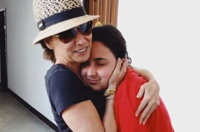 WATCH: Cherie Gil flies to Palawan to surprise daughter