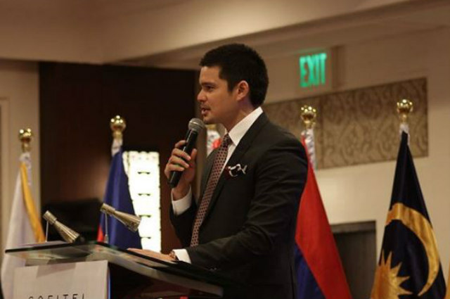 Dingdong Dantes breaks his silence about running for political post