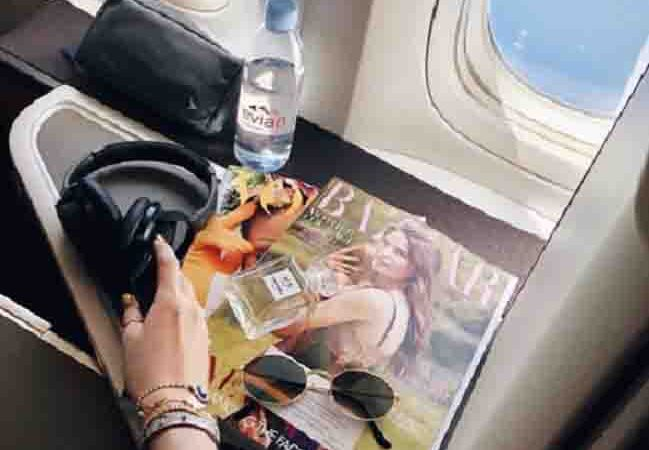 Netizens ask how Heart Evangelista was able to bring water bottle and perfume on her flight