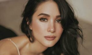 "Heart Evangelista responds to netizen who said her miscarriage is her ""karma"""