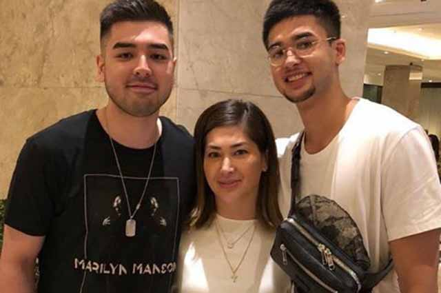 Jackie Forster breaks her silence about allegedly using her sons for fame
