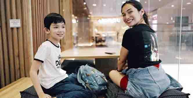 Netizens reacts to Nikka Garcia's post about Jennylyn Mercado's son Jazz