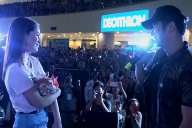 WATCH: JM De Guzman asks Barbie Imperial to be his ABS-CBN Ball date