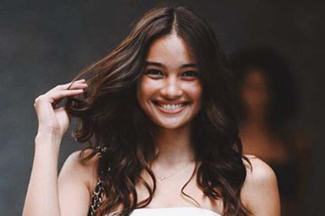 Kelsey Merritt might be the first Filipina to walk on Victoria's Secret runway