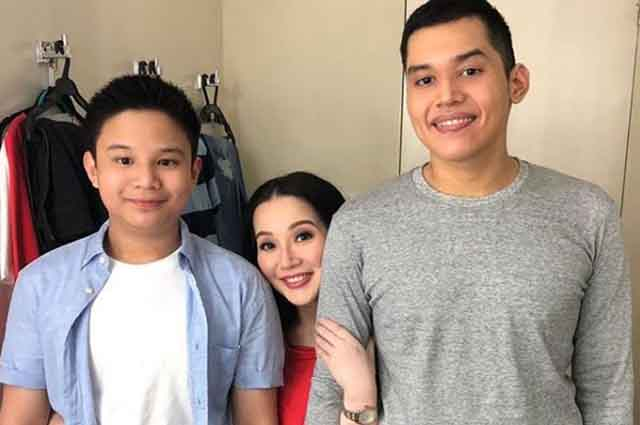 Kris Aquino explains absence from social media for more than a week