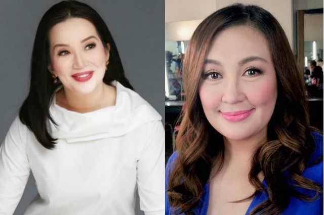 Kris Aquino shows Sharon Cuneta her appreciation with surprise gift