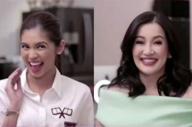 Kris Aquino clarifies rumored role in Maine Mendoza and Vic Sotto's upcoming show