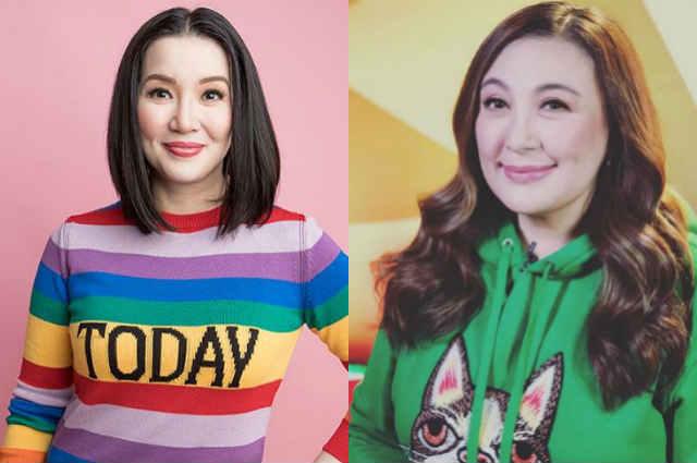 6459a0c377f9 Sharon Cuneta hits back at netizen accusing her friendship with Kris Aquino  as 'plastik'