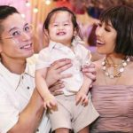 Liz Uy shares family photo with partner Raymond Racaza for the first time