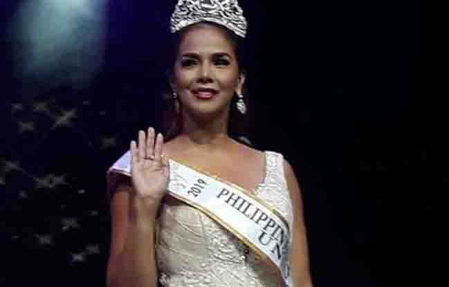Patricia Javier wins Mrs. Universe Philippines 2019