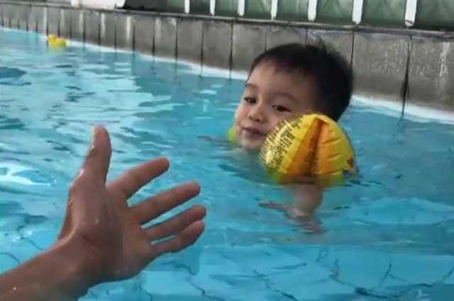 """Primo to dad Drew Arellano: """"Papa, help! Help Primo!"""""""
