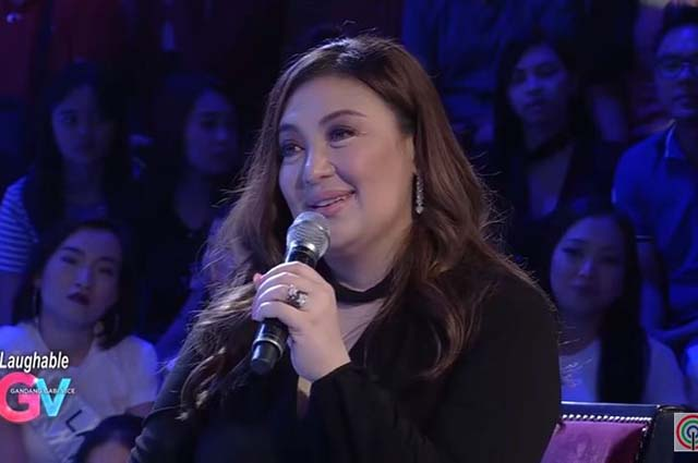 "Sharon Cuneta gets emotional as she talks about Gabby Concepcion: ""Nakita ko yung change kay KC"""