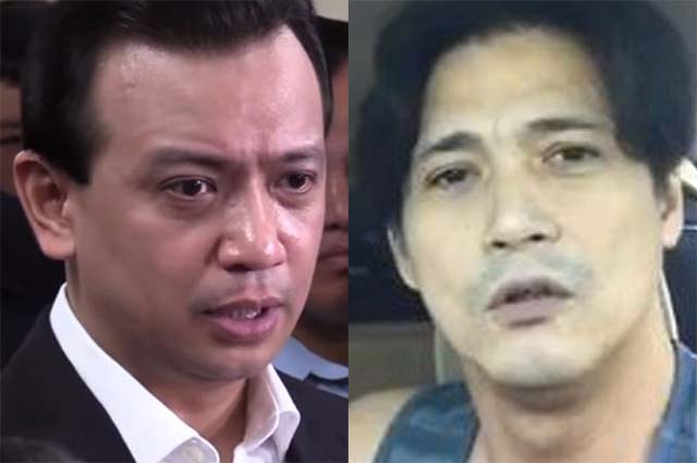 "Sen. Trillanes hits back at Robin Padilla: ""You grow up, then you can talk to me."""