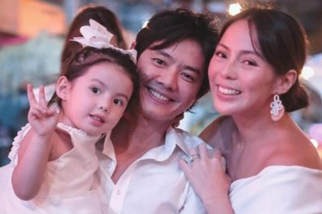 Andi Manzano and GP Reyes hold spectacular gender reveal party for second baby