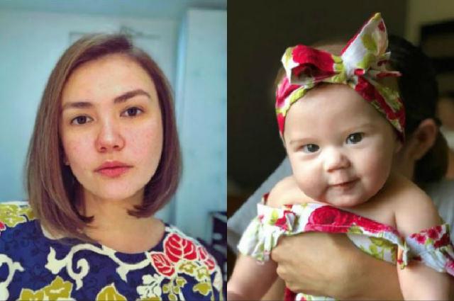 "Pokwang shows resemblance of Angelica Panganiban and her baby Malia: ""Iisa lang ang hulmahan"""