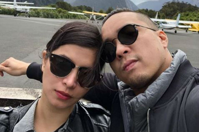 Angel Locsin and Neil Arce go on a US trip together