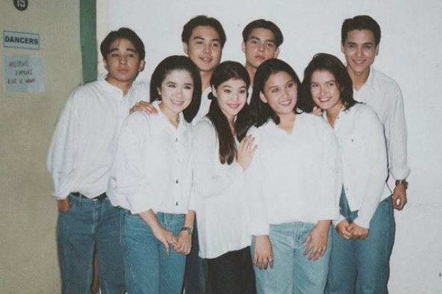 Anne Curtis' TGIS throwback photo takes fans down memory lane