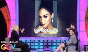 "Bea Alonzo asks Pia Wurtzbach: ""Anong nangyari?"""