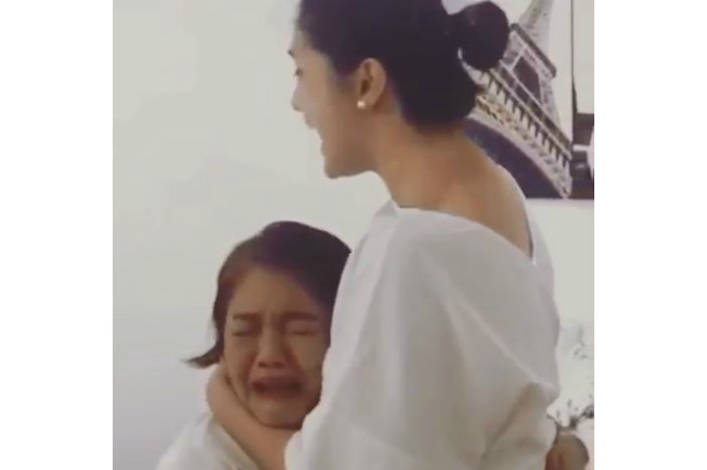 WATCH: Dimples Romana surprises mom, siblings with a new house