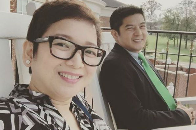 Harlene Bautista and Romnick Sarmenta end 19 years of marriage, remain to be best friends