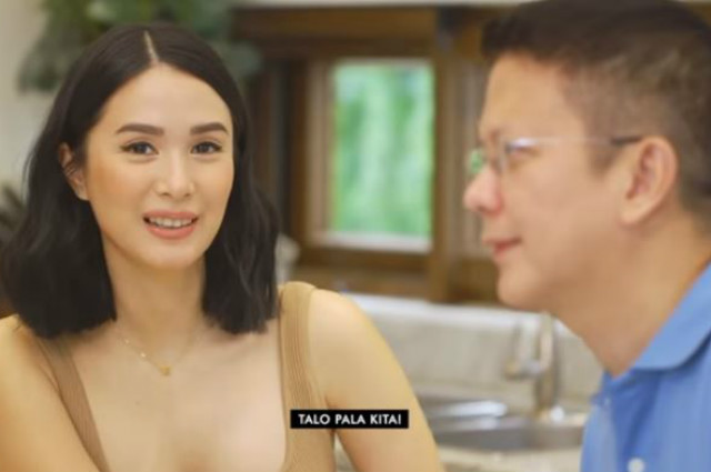 "ac138540c68 Chiz Escudero reveals prenup with Heart Evangelista  ""What s hers is hers"
