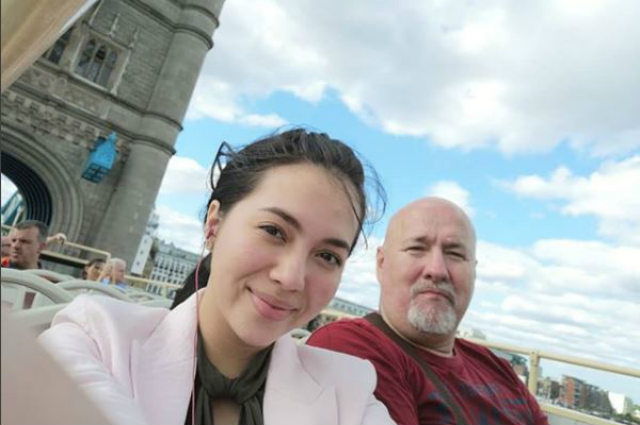 "Julia Montes recounts how she dreamed of meeting her dad: ""Ngayon lagi ko na syang kasama"""