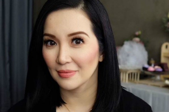 Kris Aquino warns followers over possible hacking of her Instagram account