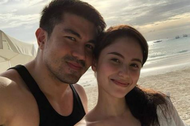 Luis Manzano reacts on Comelec spokesperson's controversial Jessy Mendiola wallpaper