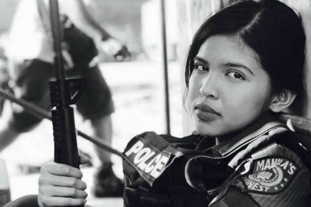 Maine Mendoza shares behind-the-scenes photos of upcoming film with Coco Martin and Vic Sotto